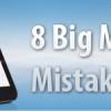 8 Big Marketing Mistakes to Avoid