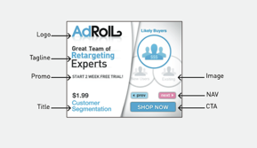 Adroll example