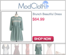 ModCloth example