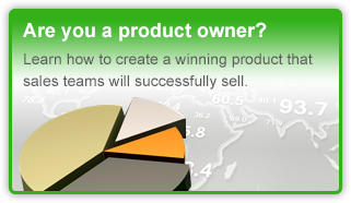 Are you a product owner? Learn how to create a winning product that sales teams will successfully sell.